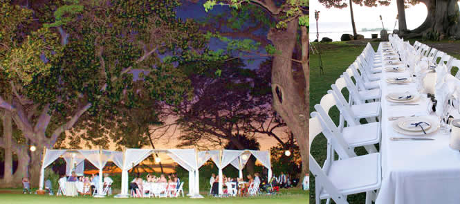Maui Wedding Catering Options for Larger Weddings Getting married in hawaii