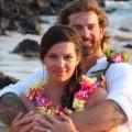 Mandy and Clint's Maui Me Wedding